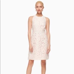 Kate Spade Floral Cut Out Dress Size 0 NWT